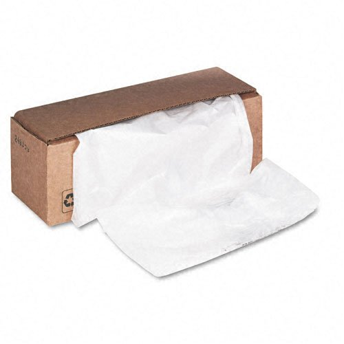 Fellowes Products - Fellowes - Powershred Shredder Bags f/Models C-420/420C/480/480C, 50 Bags & Ties/Carton - Sold As 1 Carton - Neatly fits waste receptacles and bag frames of general office paper shredders. - Convenient bags keep work areas clean. - Inc
