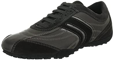 Geox DONNA SNAKE D1112Q0CL22C1006, Damen Fashion Sneakers, Grau (GREY C1006), EU 35