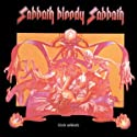 Black Sabbath Bloody Button B-0629