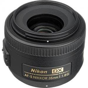 Nikon ニコン カメラレンズ AF-S Nikkor 35mm f/1.8G DX Lens【並行輸入品】