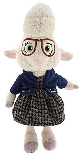 "Disney Zootopia Assistant Mayor Bellwether Exclusive 11"" Plush"