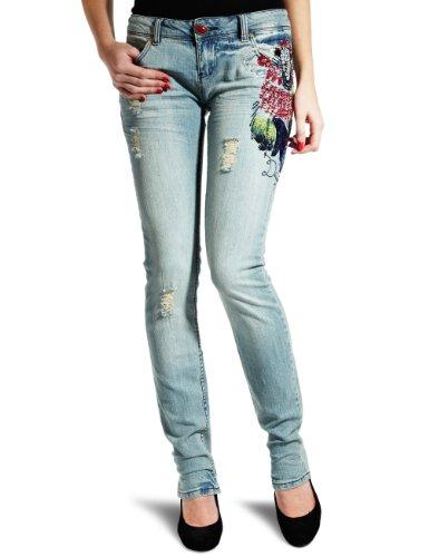 Desigual Marisol Straight Women's Jeans Blue 11D2698505334 34W