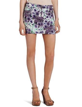 Joe's Jeans Women's Mini Skirt, Lilac Photo, 28