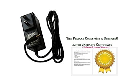 UpBright?AC Adapter For Schwinn A20 120 220 240 227P Recumbent Exercise Bike Power Supply CECCCROHS 100-240 by UpBright
