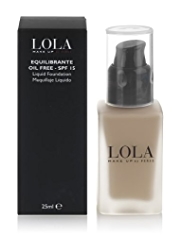 LOLA Balancing Oil Free Liquid Foundation 25ml