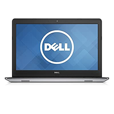 2015 Newest Dell Inspiron 15 5000 Series Premium-built 15.6-Inch HD Laptop - Newest 5th Generation Intel i7-5500U Processor 3M Cache up to 3.00 GHz - 8GB - 1TB HDD - Silver