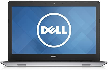 Dell Inspiron 15 5000 Series 15.6-Inch Laptop (i5548-833SLV)