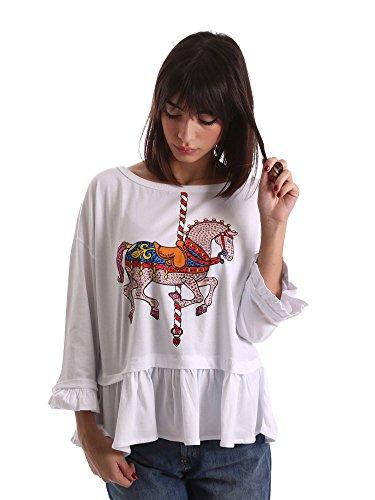 t-shirt-manica-lunga-denny-rose-white-s