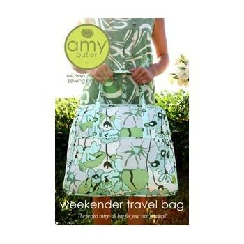 Amy Butler - Weekender Travel Bag Pattern