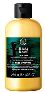The Body Shop Banana Conditioner, 8.4 Fluid Ounce by The Body Shop