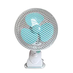 YONG Small household fan clamps fan multifunction 2 speed