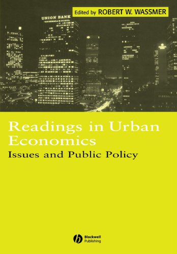 Readings in Urban Economics: Issues and Public Policy