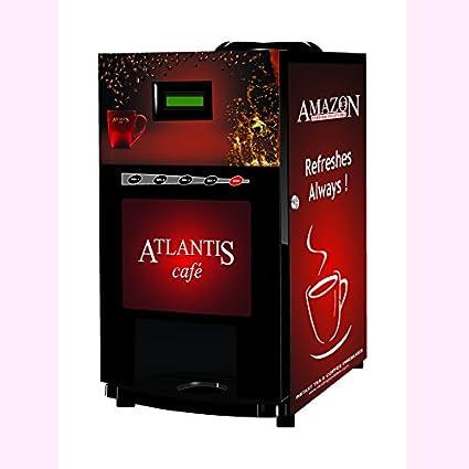 Atlantis Cafe Plus 4 Lane Coffee Vending Machine Image