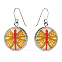 Dragonfly Earrings - available in 3 colors