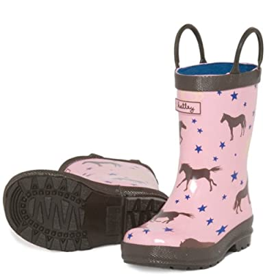 Starry Night Girls Wellies by Hatley