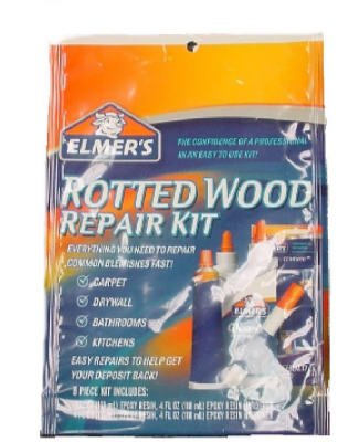 Elmer's Product E785 Rotted Wood or Wooden Repair Kit