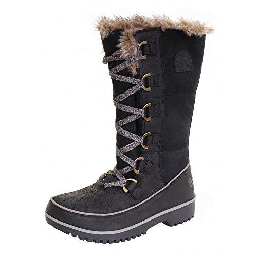 Sorel Woman Tivoli High ll Premium Boot Black