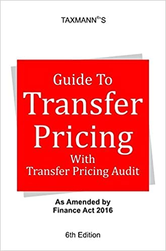 Book on Transfer Pricing With Transfer Pricing Audit