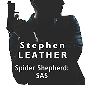 Spider Shepherd: SAS Audiobook