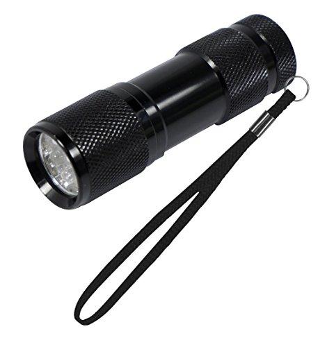 Se Fl31Uv-365 Premium Compact Black Uv Flashlight