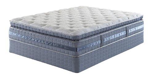 Serta Perfect Sleeper Elite Vista Hills Super Pillow Top King Mattress Hybrid front-1001450