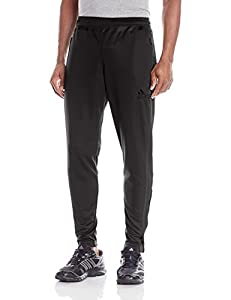adidas Performance Men's Soccer Tiro 15 Pants, Black/Black, X-Large