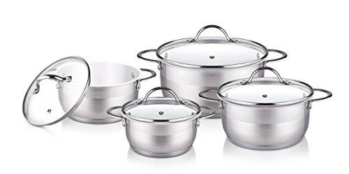 Lamart LTSCSET8 Cookware Set