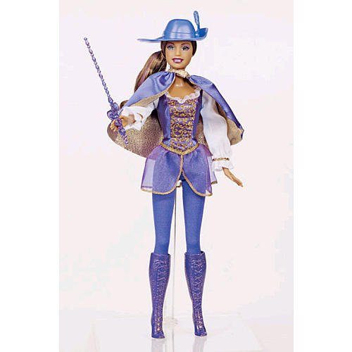 Barbie and the Three Musketeers Viveca Exclusive Outfit  Barbie