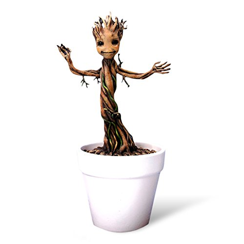 Guardians of the Galaxy - Guardiani della Galassia - Figura Action Hero Vignette di Groot piccolo - 18 cm