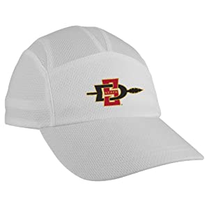 Buy NCAA San Diego State Aztecs Go Hat, White by Headsweats