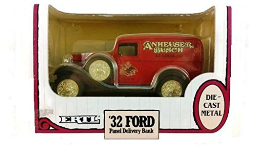 Bank - 1932 Ford Panel Delivery Truck Anheuser Busch Logo - 1