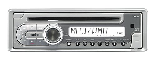Clarion M109 Cd/Mp3/Wma Receiver