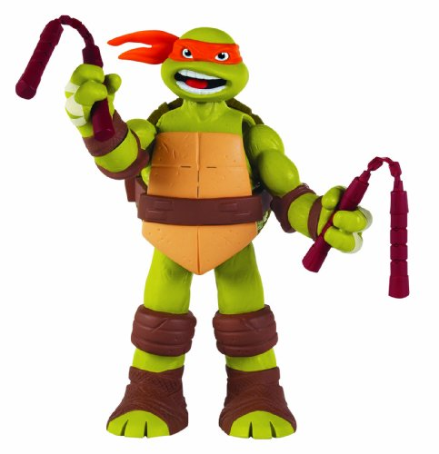 Teenage Mutant Ninja Turtles PowerSound FX Action Figure - Michelangelo