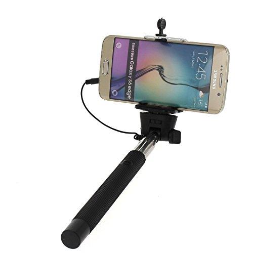 Acce2S - Perche selfie telescopique pour SAMSUNG Galaxy J5 1m
