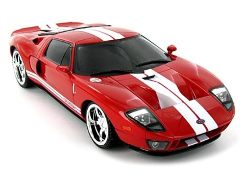 Imagen de Ford GT RED control remoto de coches RC CARS 1/18
