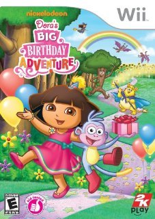 Dora the Explorer: Dora&#39;s Big Birthday Adventure