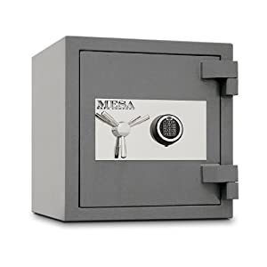 Mesa Safe Company Model MSC2120E High Security Burglary and Fire Safe with Electronic... by Mesa Safe Company