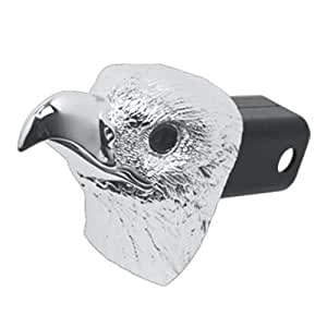 Bully CR-022 Die-Cast LED Eagle Hitch Cover