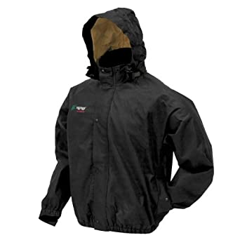 Frogg Toggs Mens Bull Frogg Jacket Stone by Frogg Toggs
