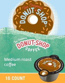 The Original Donut Shop Coffee for Keurig Vue