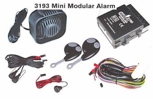 Cobra G193 Modular Alarm / Immobiliser system Black Friday & Cyber Monday 2014