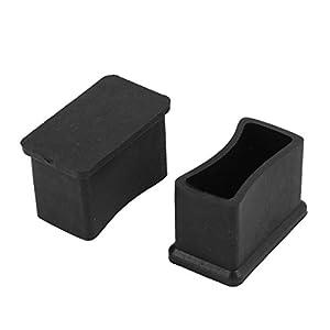 Amazon Com Rubber Rectangular Furniture Foot Cover