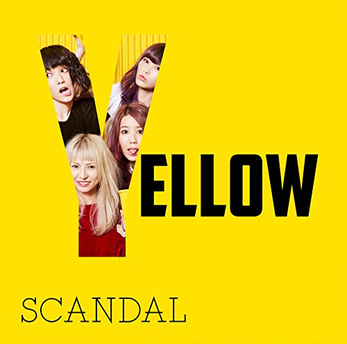YELLOW(初回生産限定盤)(DVD付)