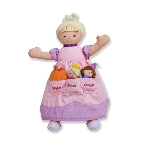 North American Bear Company Dolly Pockets Cinderella Doll