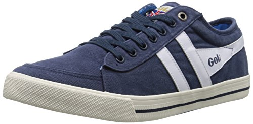 Gola Men's Comet Fashion Sneaker,Navy/Navy/White,11 M US