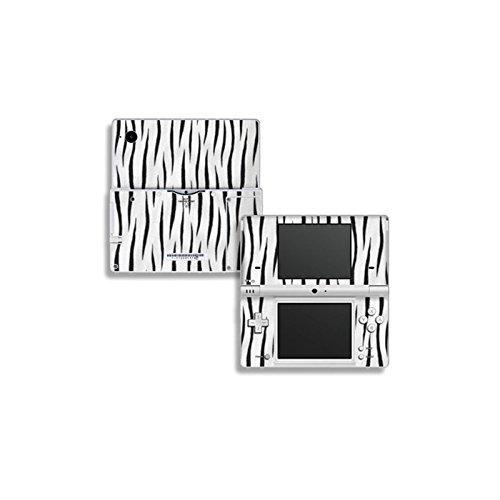 Skin White Tiger Stripes