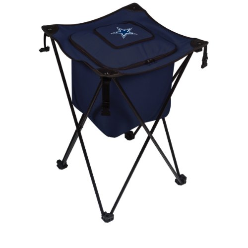 NFL Dallas Cowboys Sidekick Insulated Portable Cooler with Integrated Legs at Amazon.com