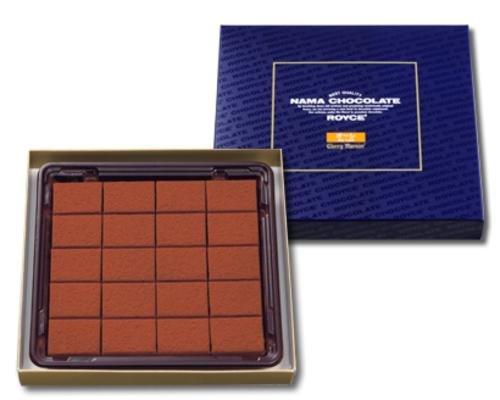 ROYCE' Nama Chocolate [Au Lait] 20pcs Shipping From SAPPORO(HOKKAIDO)