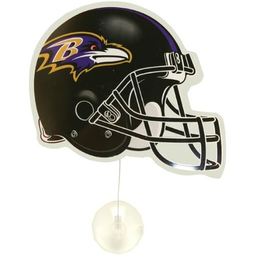 Baltimore Ravens - Helmet Fan Wave