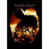 "Batman Begins (Limited Collector's Edition) [Limited Edition] [2 DVDs]von ""Christian Bale"""